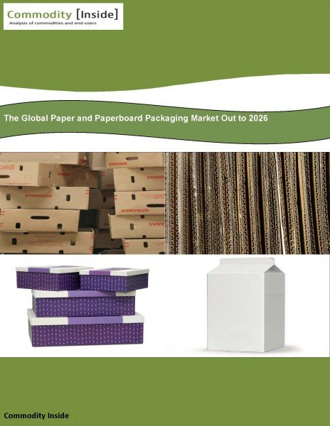 The Global Paper and Paperboard Packaging Market out to 2026