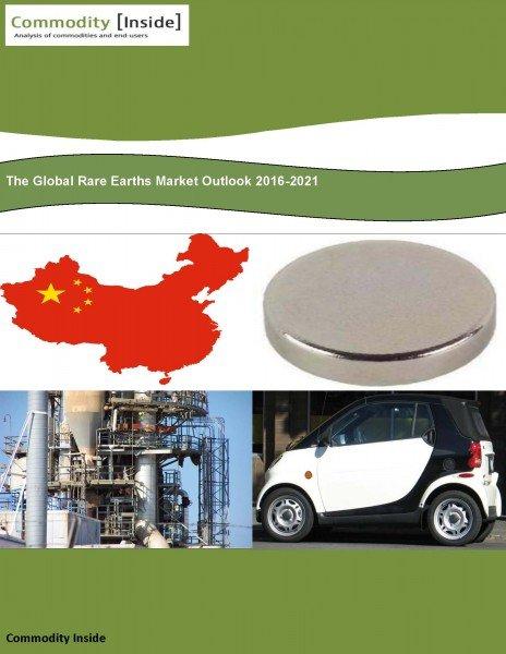 The Global Rare Earths Market Outlook 2016- 2021