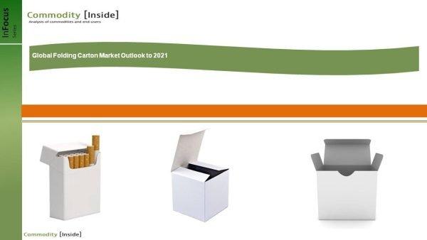 Global Folding Carton Market Outlook to 2021