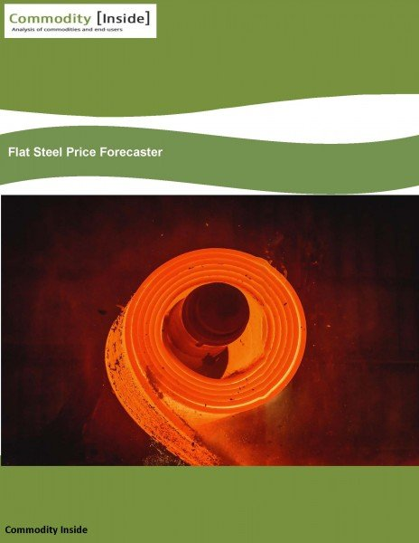 cover page_Flat steel price forecaster