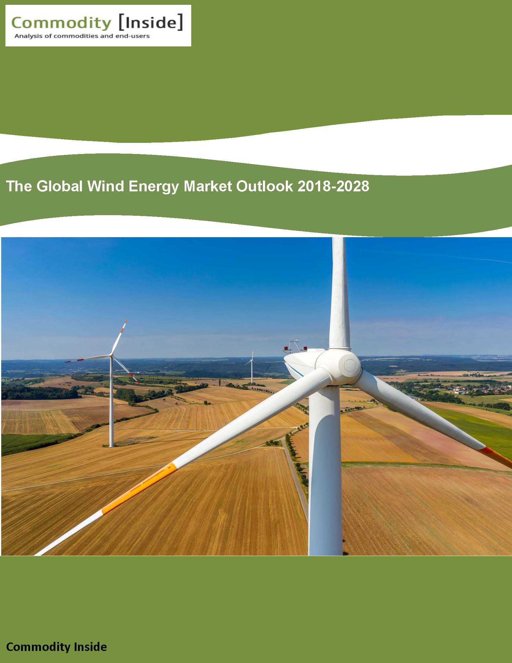 The Global Wind Energy Market Outlook 2018-2028