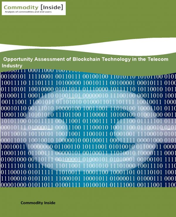 Blockchain technology in telecom sector