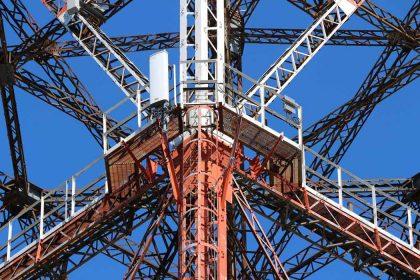 Telecom home FTTH cables