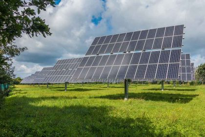 Solar energy is making inroads as costs falling