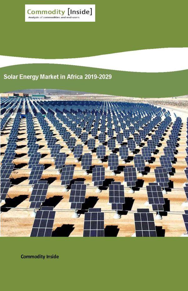 Solar Energy Market in Africa 2019-2029