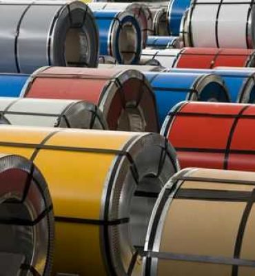 Coated Steel Market Overview