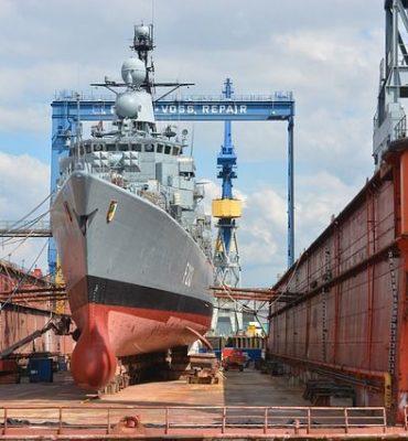 Korean shipbuilding